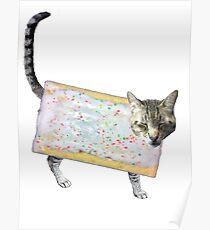 Meow Kitty Poster