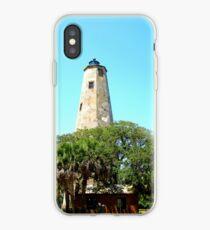 Bald Head Island Lighthouse iPhone Case