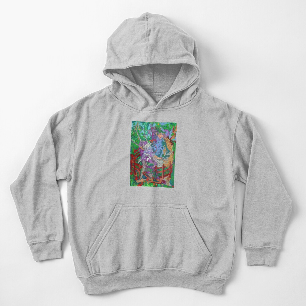 Archeology of the Unicorn Kids Pullover Hoodie