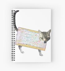 Meow Kitty Spiral Notebook