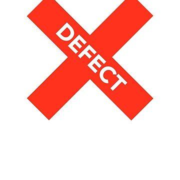 Defect (Prisoner's Dilemma) by Lalaithion