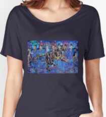 Seven Sages Watch Over the Great Bear in the Ancient Night Women's Relaxed Fit T-Shirt