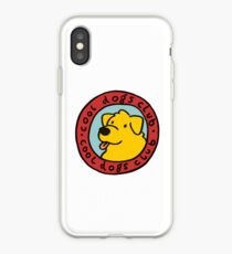 cool dogs club iPhone Case