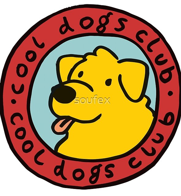 cool dogs club by soufex