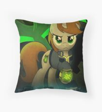 Little Pip in the Pyrelight Throw Pillow