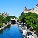 Ottawa Postcard by Erick Sodhi