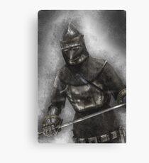 Sword Canvas Print