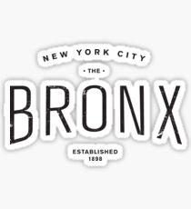 The Bronx, NYC Sticker