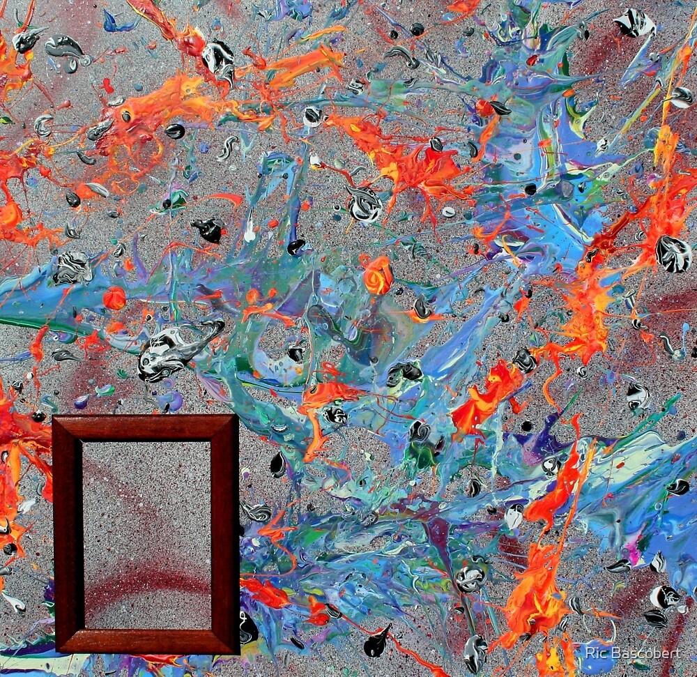 Paint #40 by Ric Bascobert