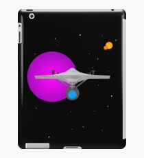 Star Trek - Minimalist Enterprise iPad Case/Skin