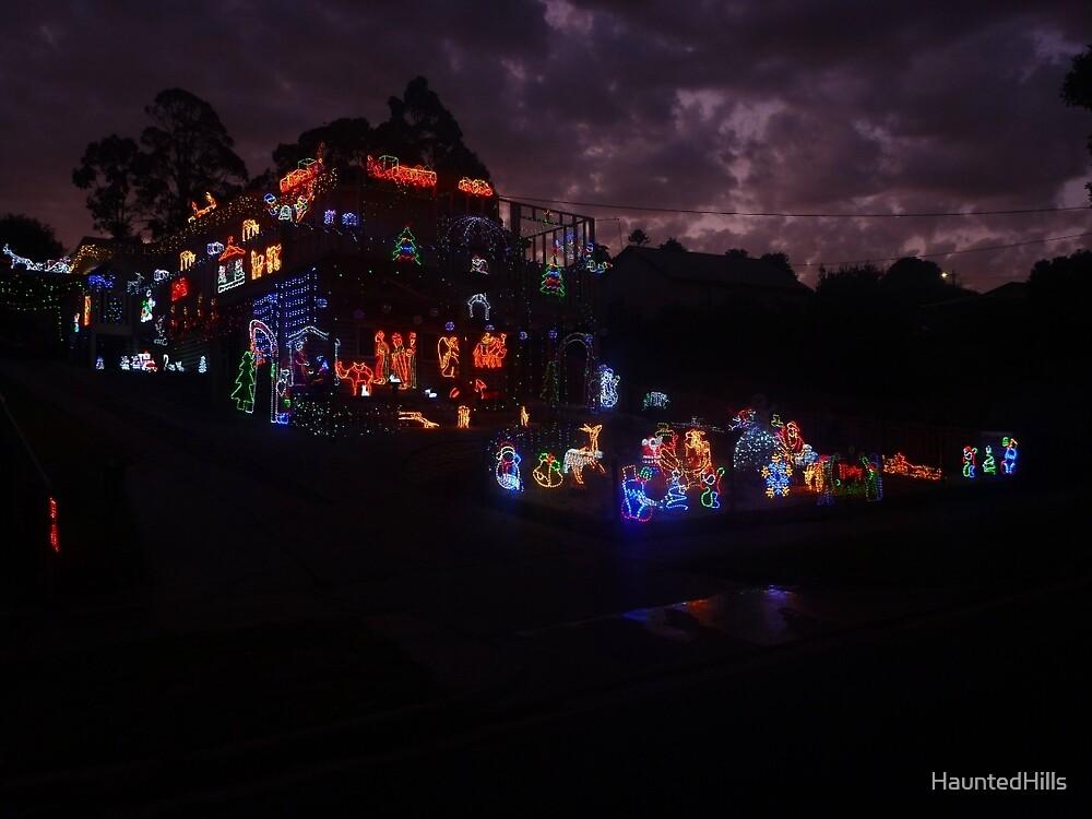 Yallourn North at Christmas by HauntedHills