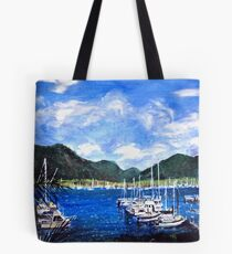 Cairns Inlet Tote Bag