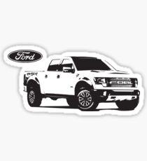 Ford Raptor Sticker