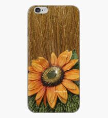 Sunflower Glitz ~ Cell Phone Bling iPhone Case