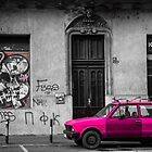 Yugo Car - Belgrade, Serbia by Fike2308