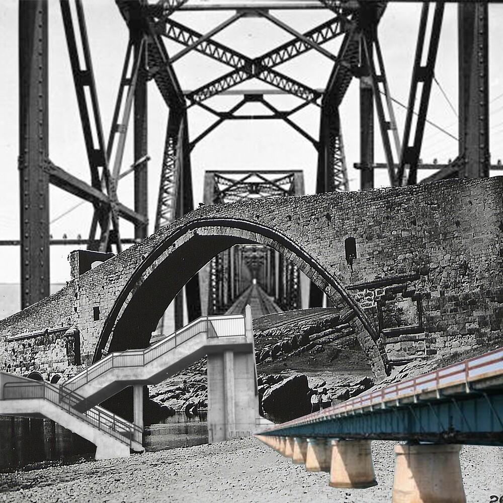 Bridges by celestenjoo