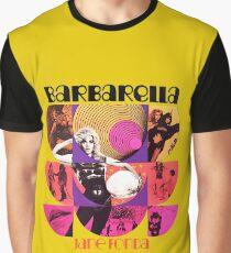 Barbarella - cult movie 1969 Graphic T-Shirt