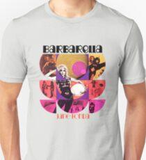 Barbarella - cult movie 1969 Slim Fit T-Shirt