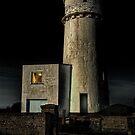 Old Hunstanton Lighthouse by John Edwards