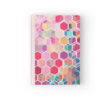 Quot Rainbow Honeycomb Colorful Hexagon Pattern Quot By Micklyn