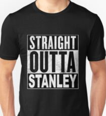 Straight Outta Stanley, Hong Kong T-Shirt