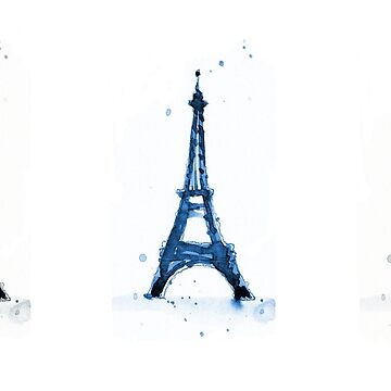 My sketch of the Eiffel Tower in Paris by artytypes