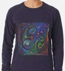 Summer night #DeepDream A Lightweight Sweatshirt