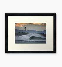 At its alltime best - Day of the Beast Framed Print