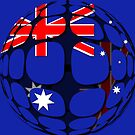 Australia Day by MarianaEwa