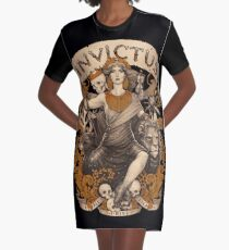 INVICTUS Graphic T-Shirt Dress