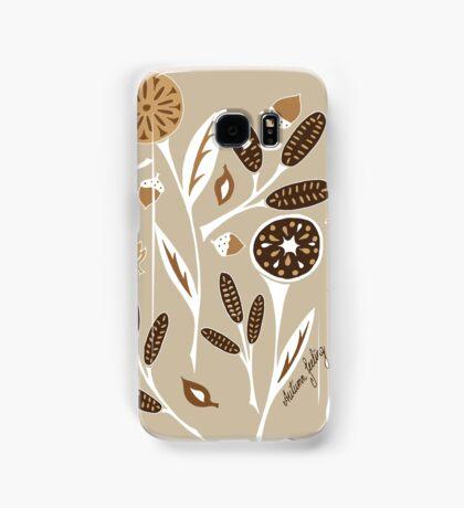 Autumn feeling Samsung Galaxy Case/Skin
