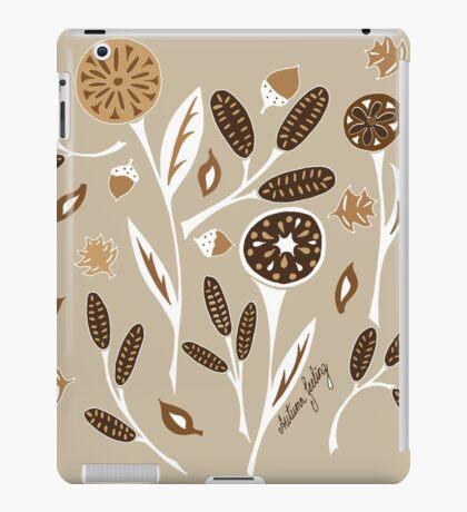 Autumn feeling iPad Case/Skin