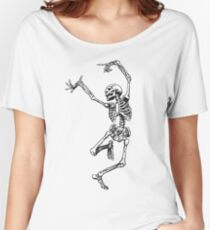 Dance your bones off Women's Relaxed Fit T-Shirt