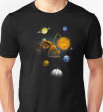 Cosmic Angler Fish Unisex T-Shirt
