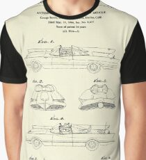 Batmobile-1966 Graphic T-Shirt