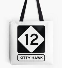 NC 12 - Kitty Hawk Tote Bag
