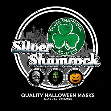 Silver Shamrock Novelties : Halloween lll - Season of the Witch by WonkyRobot