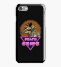 Retro Grips iPhone Case/Skin
