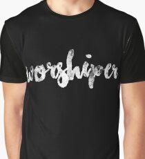 Worshiper Graphic T-Shirt
