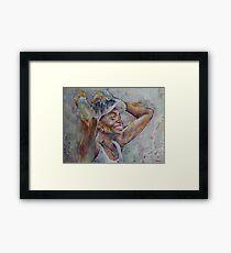 Venus Williams - Portrait 1 Framed Print
