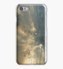 Through The Smoke iPhone Case/Skin