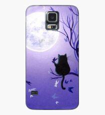 Butterfly Swirl Case/Skin for Samsung Galaxy