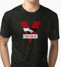 INGSOC Tri-blend T-Shirt