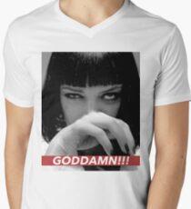 MIA WALLACE Men's V-Neck T-Shirt