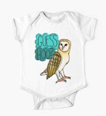 Guess Hoo? Kids Clothes