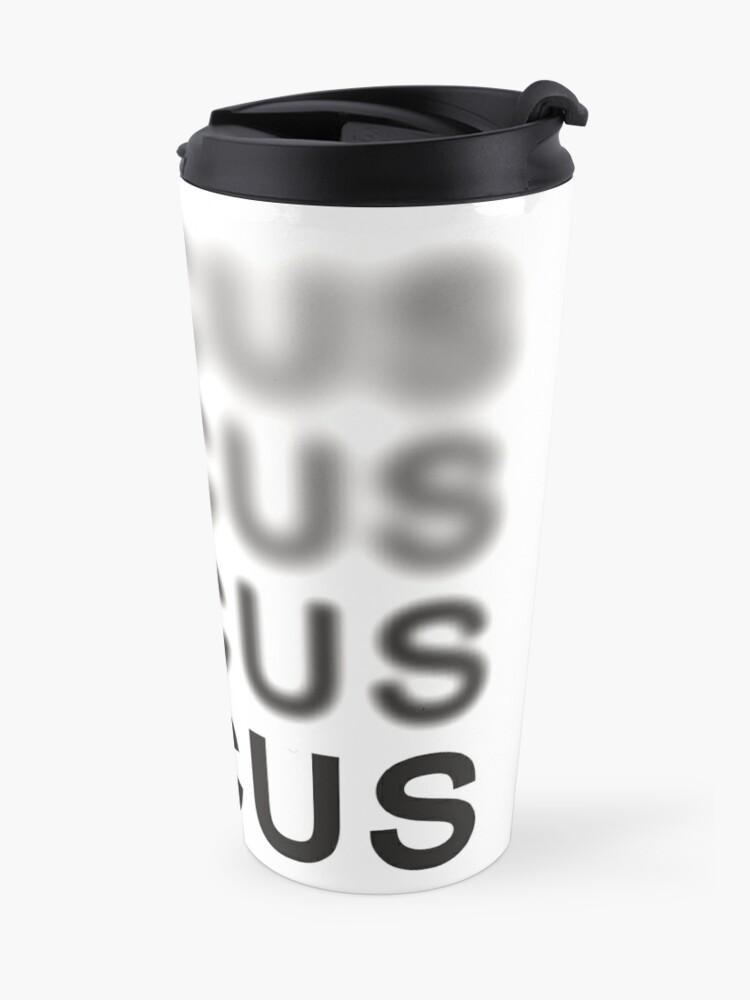 Alternate view of Focus Travel Mug