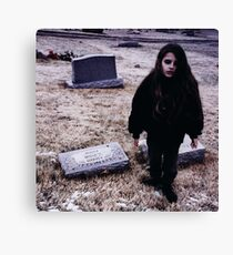 Crystal Castles Canvas Print