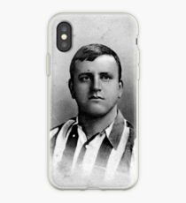 Sheffield United Football Club Fatty Foulkes, c. 1900 iPhone Case