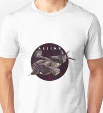 Spaceship Unisex T-Shirt