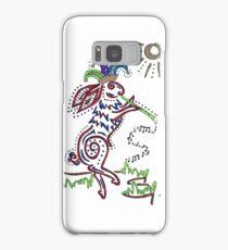 The Hare Fool Samsung Galaxy Case/Skin